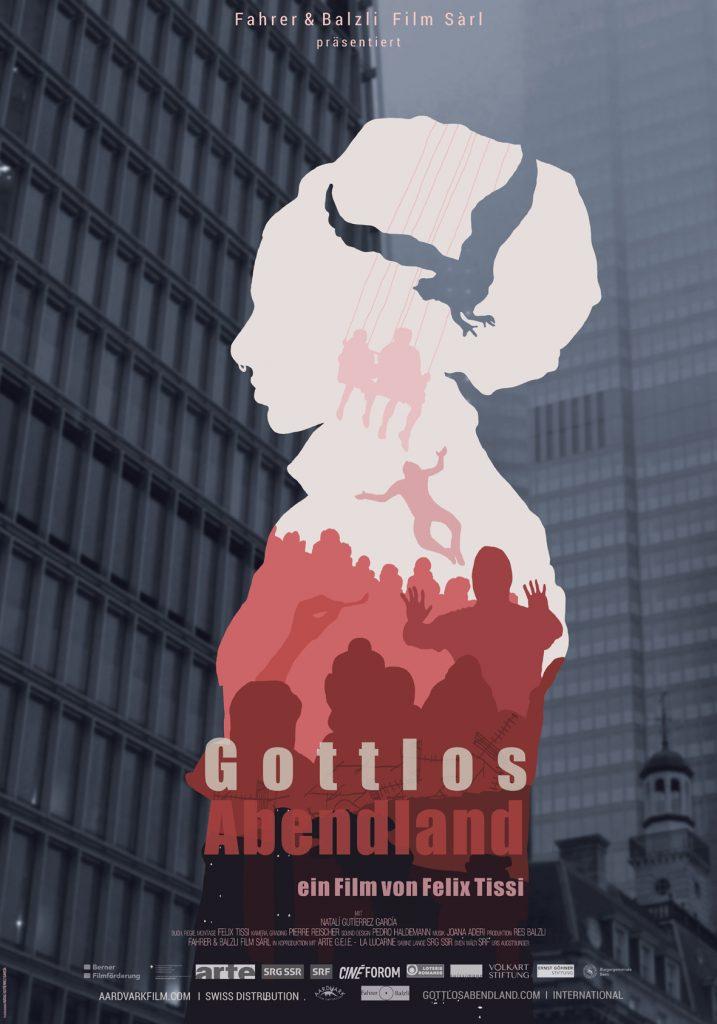 Filmposter of Gottlos Abendland