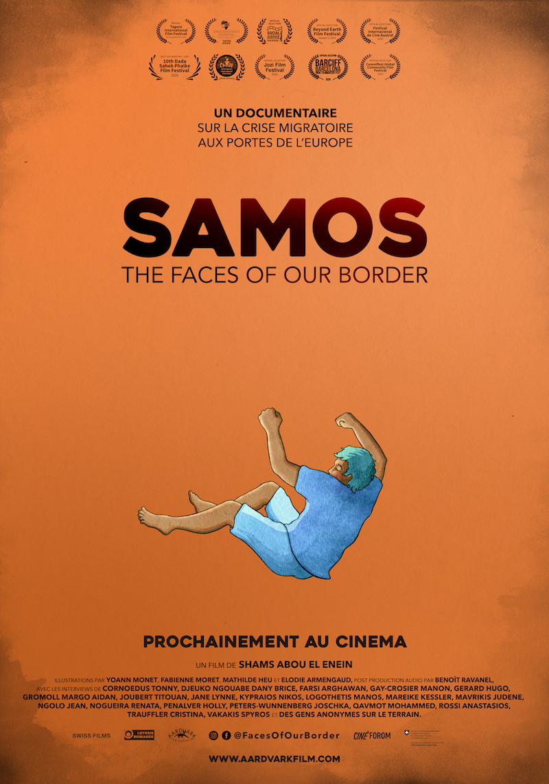Samos The Faces of our Border