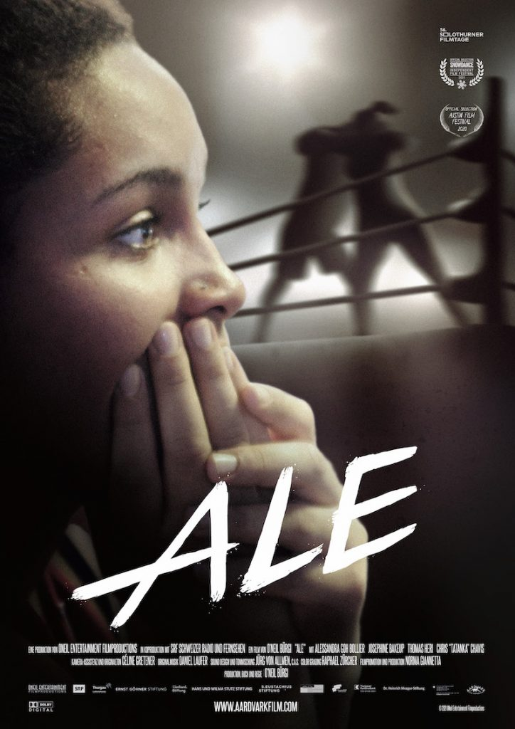 Ale - filmposter