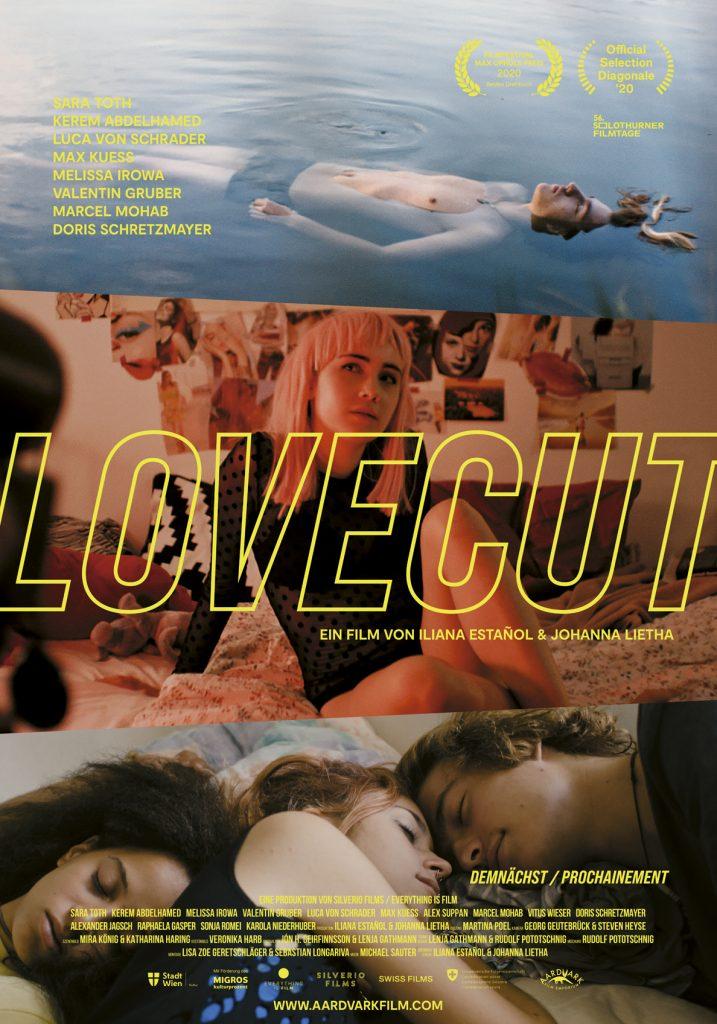 Lovecut - filmposter